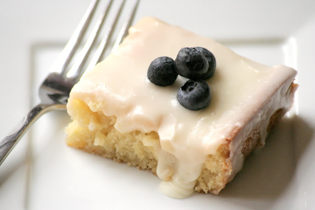 Глазированное пирожное рецепт с фото